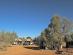un campement perdu dans le désert