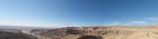 panorama sur le canyon vers Chebika