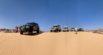 Sur la dune.