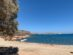 Amatos, plage isolée.