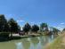 Au bord du canal du Nivernais.